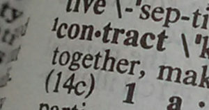 Contract_Dictionary