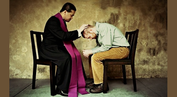 God's Mercy in Confession