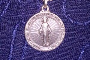 Bai's Miraculous Medal