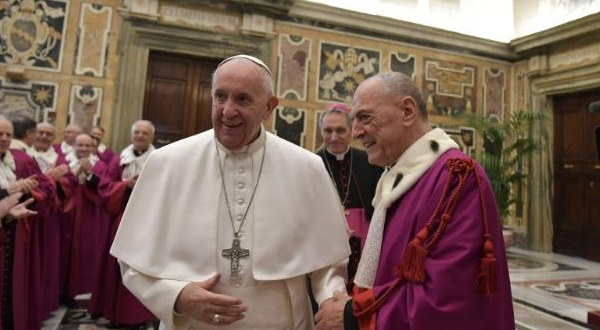 Pope Francis' Address to the Roman Rota