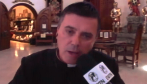 Fr. Menezez says Faithful Spouse is Hero