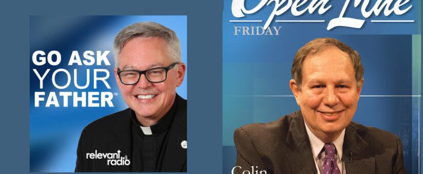 Catholic Radio – Upholding Marriage this week