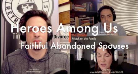 Heroes Among Us, Faithful Abandoned Spouses