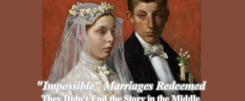 "Book Review – ""Impossible"" Marriages Redeemed"