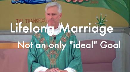 """Lifelong Marriage Not only an """"ideal"""" Goal"""