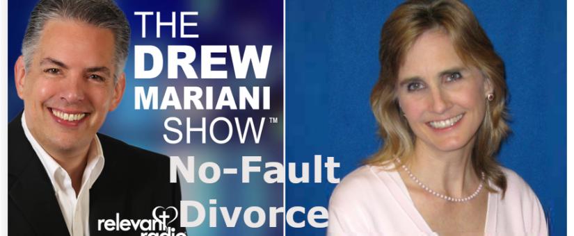 Relevant Radio, Texas Bill to overthrow No-Fault Divorce